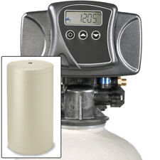 Fleck whole house Tannin Removal Filter Water Softener Hi Flow Digital SXT valve