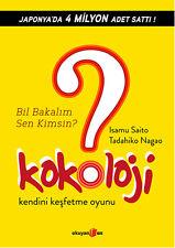 """""""KOKOLOJİ 1-2-3 Bil Bakalım Sen Kimsin,Kendini Keşfetme Oyunu"""""""