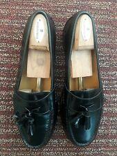 Cole Haan C06587 Pinch Tassel Loafers Men's~Us Size 10M~Moc Toe Shoes