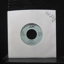 "Juawanda Coleman & The Coleman Heirs - He's Jesus / Jesus Sends Me 7"" VG A-138"