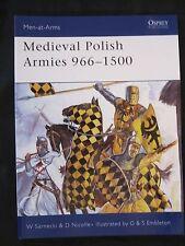 Medieval Polish Armies 966–1500 - Osprey Men-at-Arms 445