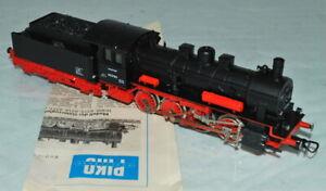 PIKO 5/6302 HO 0-8-0 Class BR 55 3784 DC Steam loco.