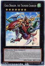 GAOV-EN046 Gaia Dragon, the Thunder Charger Super Rare UNL Edition Mint YuGiOh C