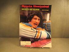 Vintage Sports Illustrated February 26,1973 Hockey Buffalo's Gil Perreault