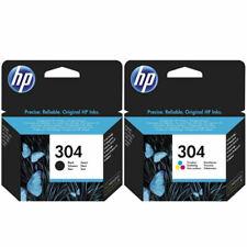 HP 304 negra y tricolor Original Cartuchos de Tinta Combo Pack-Nuevo En Caja