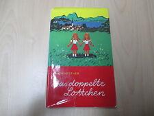 Erich Kästner - DAS DOPPELTE LOTTCHEN - HC - Bertelsmann - (19515)