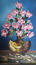Roland Drouin Artiste Peintre - Signed, Framed Oil Painting