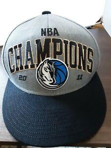 New Dallas Mavericks Champions 2011 Flex Fit Cap