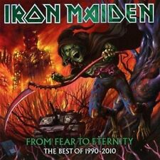 Iron Maiden - From Fear To Eternity The Best O (NEW CD)