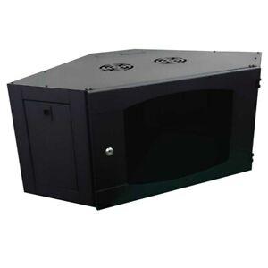 "19"" 6RU 6U 540X430 Wall Corner Server Network Data Cabinet Rack AV5406"