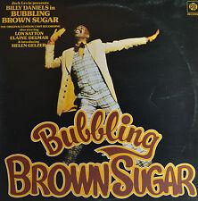 """BURBUJAS BROWN SUGAR - DANNY HOLGATE 12"""" 2 LP (P921)"""