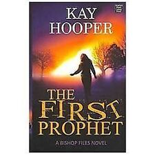 The First Prophet (Bishop Files)-ExLibrary