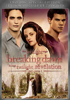 The Twilight Saga: Breaking Dawn - Part 1 (DVD, 2012, 2-Disc Set, Canadian)