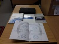 Mazda 2 2004-2007 Owners Manual Hand Book Wallet  Pack Including Service Book