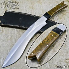 Royal Hand Made D2 Steel Hefty SASQUATCH Full Tang BOWIE knife RO-4432