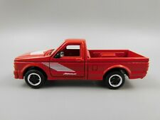 Johnny Lightning LOOSE Red 1991 GMC Syclone Truck 1:64 Scale