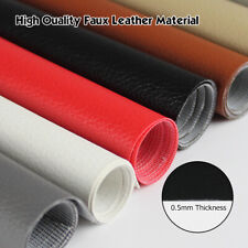 Faux Leather Marine Vinyl Fabric Upholstery Auto/Boat/Home/Furniture Replacement