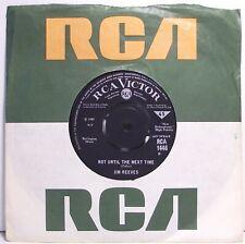 "JIM REEVES Not Until The Next Time 7"" Single 45rpm Vinyl VG"