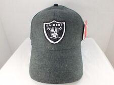 Oakland Raiders NFL Strapback CAP Hat NEW By Reebok