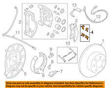 NISSAN OEM 16-18 Titan XD Brake-Front-Hardware Kit D40801PA1C