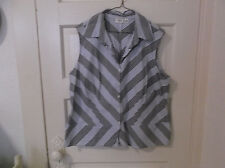 CATO WOMENS BLOUSE SIZE 18/20W