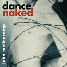 JOHN MELLENCAMP: DANCE NAKED  CD FREE SHIPPING IN CANADA