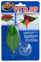 Zoo Med Betta Bed LEAF HAMMOCK ZooMED Fish Aquariam Decoration