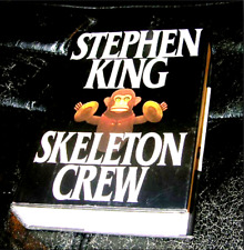 Skeleton Crew by Stephen King It The Stand ** HARDCOVER ** LIKE NEW **