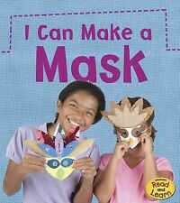 I Can Make A Mask (What Can I Make Today?)-ExLibrary