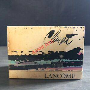UNOPENED Vintage Lancôme Climat Parfum perfume 1/2 Fl oz 1960's SEALED