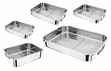 Judge Stainless Steel Home Baking & Roasting Dishes