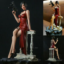 1/4 IN STOCK Resident Evil Miss Wong Ada Statue 19'' Resin Figurine Collection