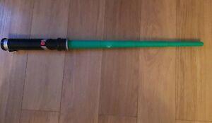 Star Wars Extendable light Saber 1999 Hasbro Inc