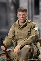 DID 1/12 XA80001 Palm Hero Series WWII 101ST Airborne Division Ryan 6'' Figure