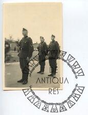 III Reich WW2 WK2 XX IIWW MILITARIA TEDESCA PHOTO FOTO WH HEER TK LAGER SS ELITE