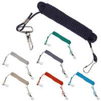 5m Pesce perse corda Pesce Palo Rod Protector corda elastica linea fibbia