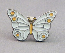 Glow in the Dark Butterfly Pin Badge