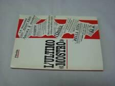 (AA.VV) L'ultimo mostro 1993 L'unità i libri neri