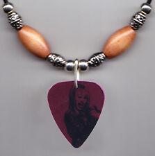Miley Cyrus Hannah Montana Photo Guitar Pick Necklace #5
