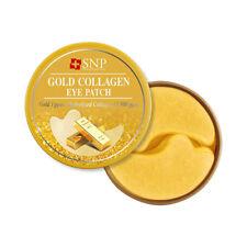 SNP Gold Collagen Eye Patch 60pcs.USA-Seller + Free e-gift.(Free Fast Shipping)