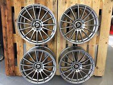 20 Zoll UA4 Alu Felgen 8,5x20 et35 5x112 Grau für Audi A4 S4 A5 S5 S Q5 Q3 Q7 RS
