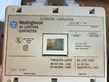 WESTINGHOUSE AC Lighting Contact-or A202K3C?7M Model L