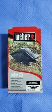 Weber  Black  Grill Cover  For Q200/2000 Series Grills 32.3 in. W x 12.6 in. H
