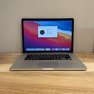 "Apple MacBook Pro 15"" 2015 Retina 2.2ghz i7 16gb Ram 256gb SSD (2340)"