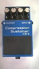 Boss CS-3 Compression Sustainer Compressor CS-3