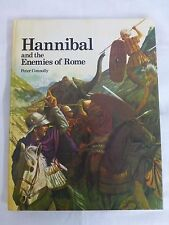 Hannibal And The Enemies Of Rome - Peter Connolly - Macdonald 1978