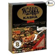 WOLFFS, KASHA WHOLE, 13 OZ, (Pack of 6)