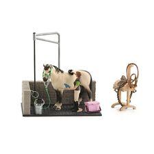 Schleich Farm Life Nr. 42104 WASCHPLATZ für Pferde NEU !