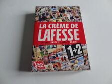 DVD La créme de Lafesse volume 1 et 2