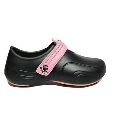 Dawgs Womens Black Ultralite Golf Soft Cleats Shoes Size 6 / 36 Black/Pink